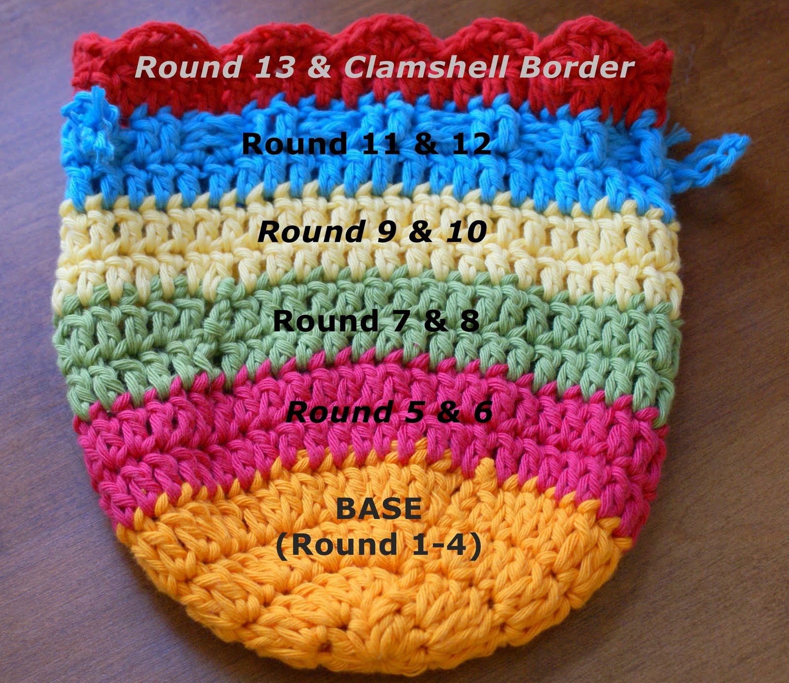 Crochet Join Stitch : crochet join new color with slip stitch image search results