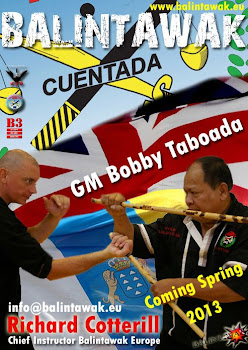 GM. BOBBY TABOADA - COMING SPRING/2013