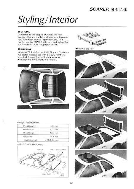 Toyota Soarer Z20 GZ20 MZ20 MZ21 JDM 7M-GTEU 1G-GTEU zdjęcia photos japoński sportowy samochód GT grand tourer coupe aero cabin 日本車 トヨタ ソアラ
