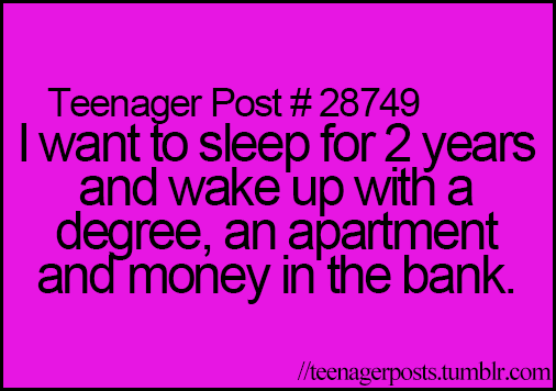 teenager, teenager post,