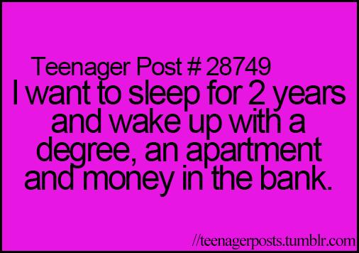teenager, teenager post,