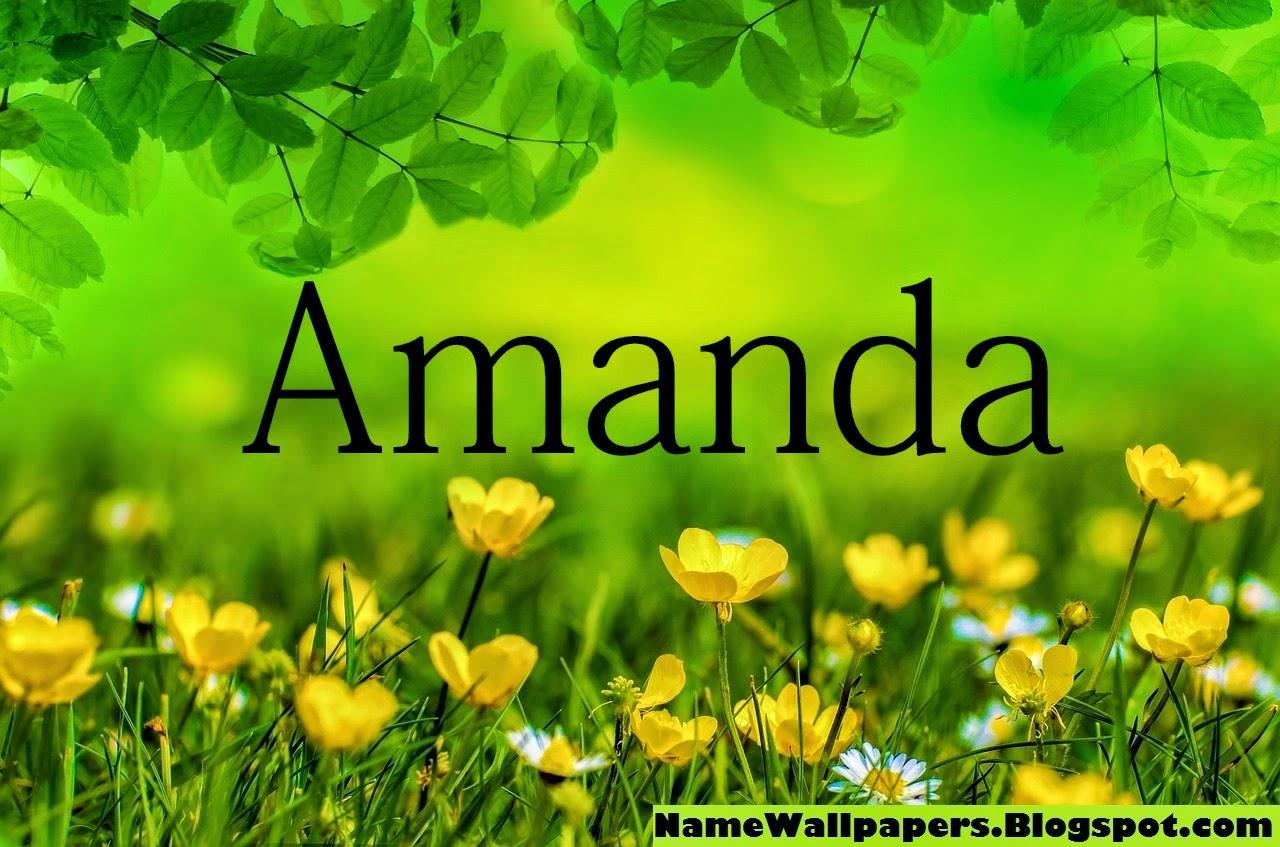 Related Source Amanda Name Wallpapers Wallpaper Urdu Meaning