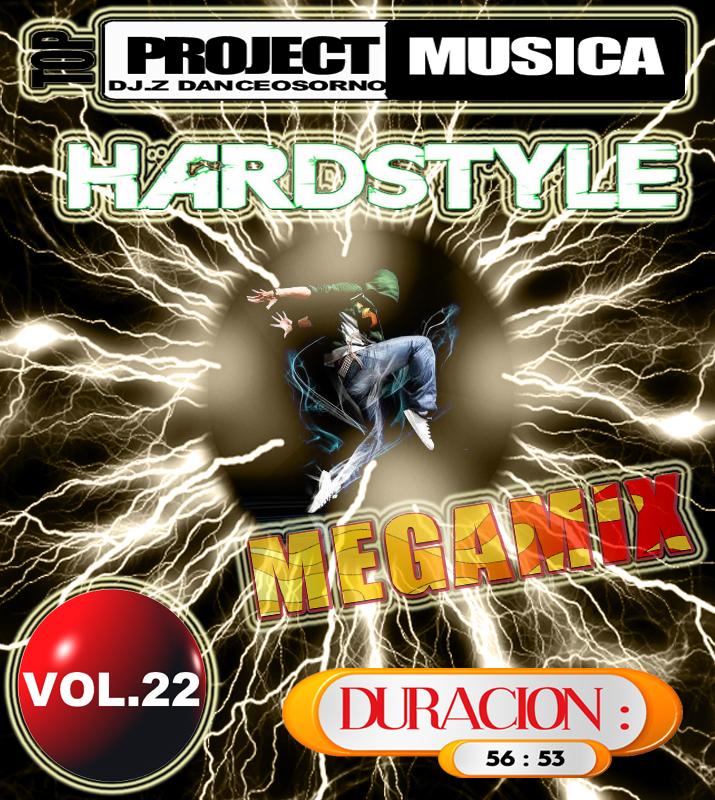 megamix - hardstyle vol.22