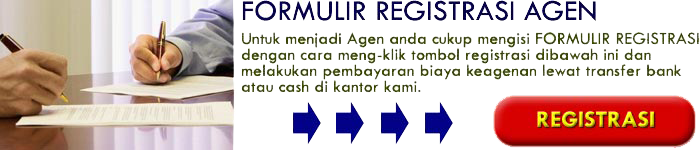 registrasi Agen