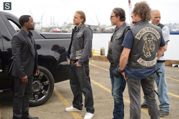 Sons Of Anarchy - Playing With Monsters - Advanced Preview