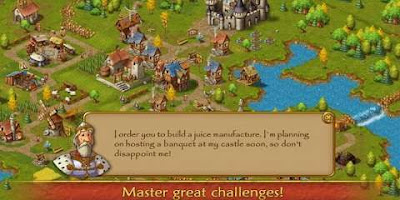 Game Townsmen Premium MOD APK 1.6.4