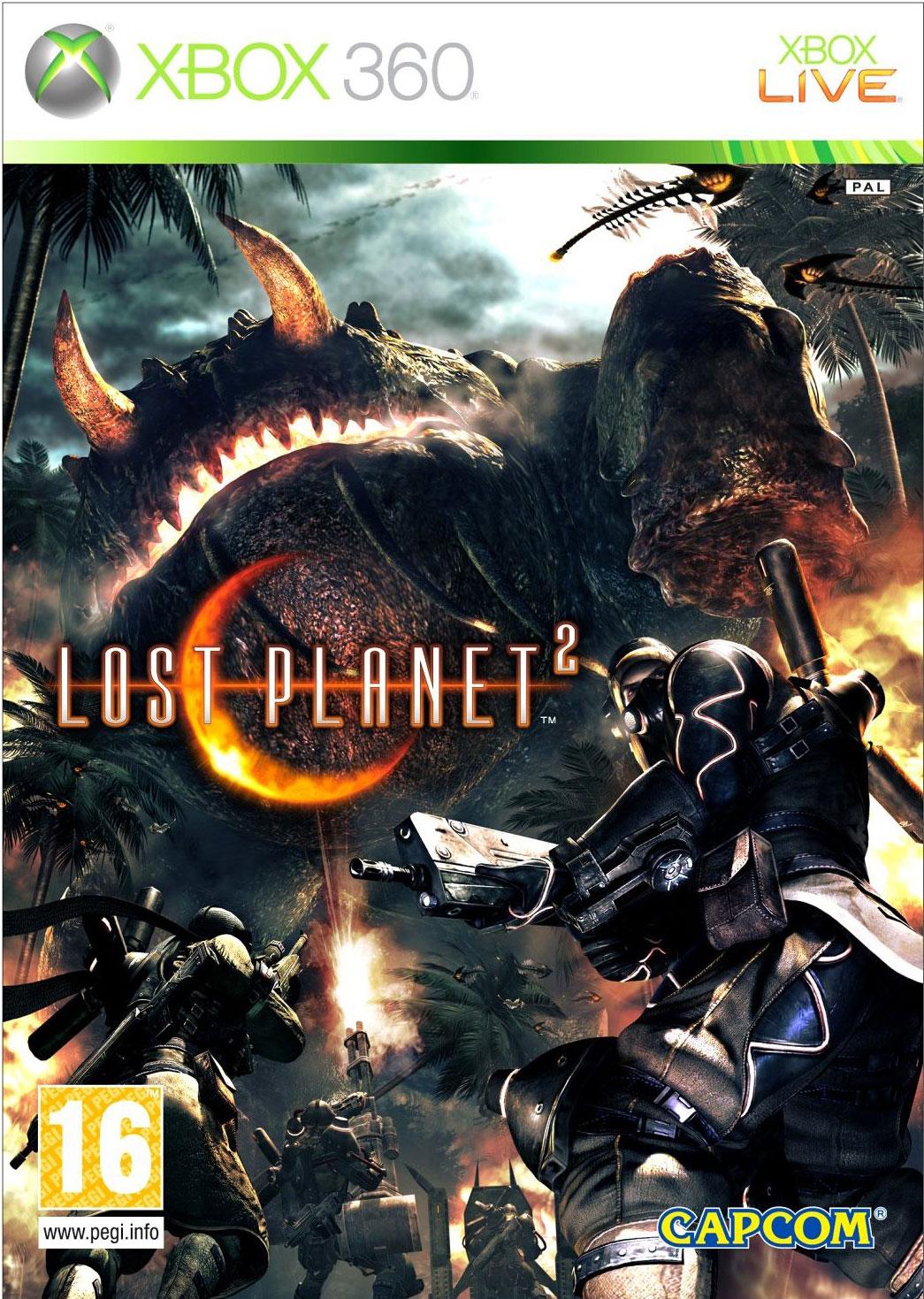 Xbox 360 Lost Planet 2 Region Free