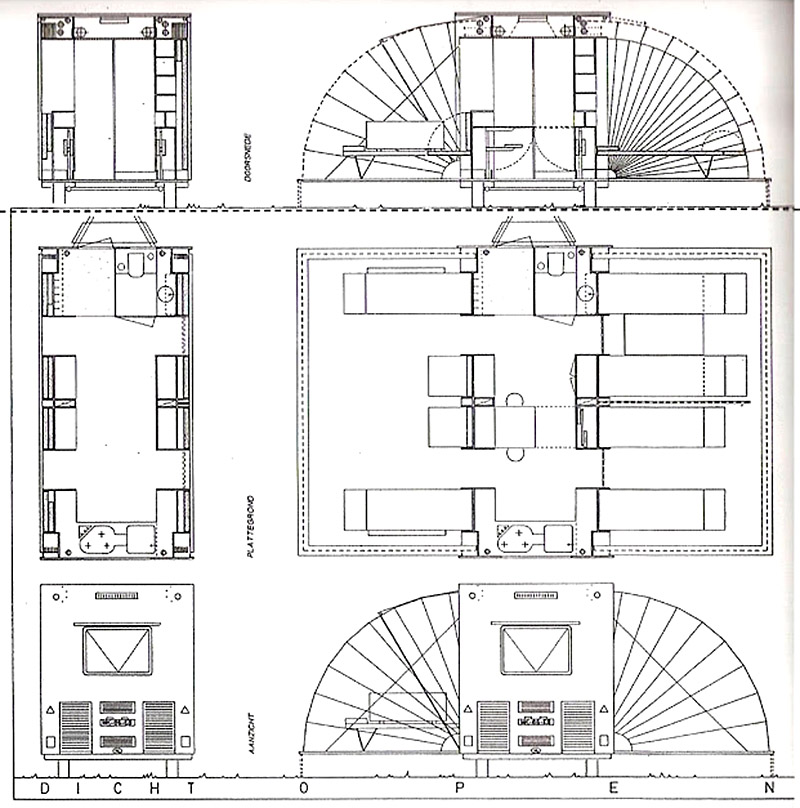 Elevation Rv Floor Plans : The urban campsite s coolest caravan marquis by
