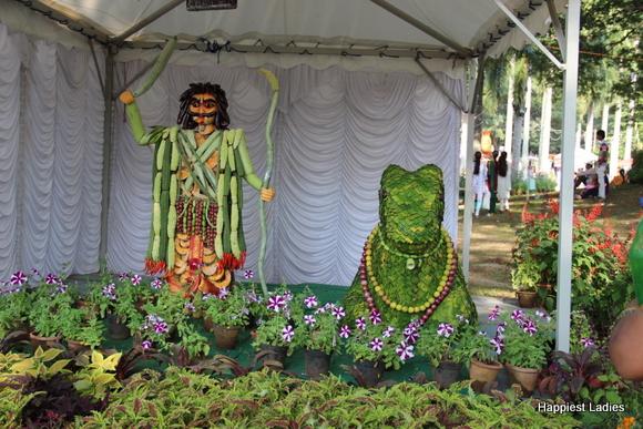 mysore dasara 2015 flower show1