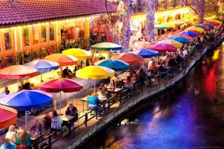 San Antonio River Walk (Best Honeymoon Destinations In USA) 1