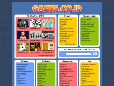 Games.co.id - Permainan Online Gratis