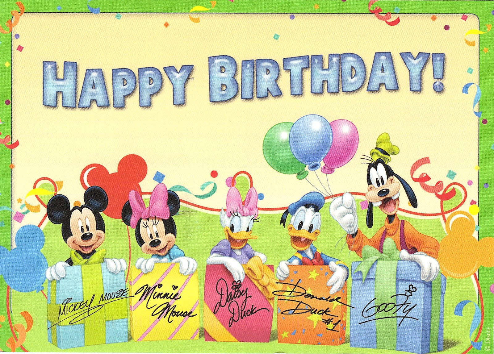 A Disney Moms Thoughts Postcards From Mickey Mouse