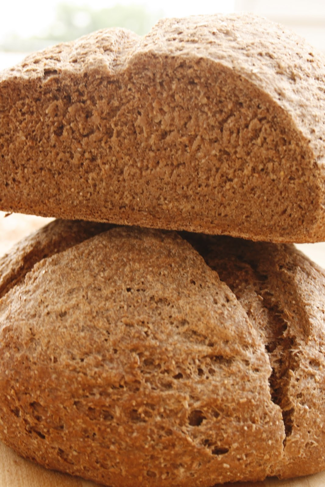 Laura's Sweet Spot: Russian Black Bread