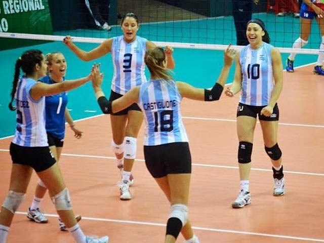 Argentina-Alemania-Voleibol-femenino