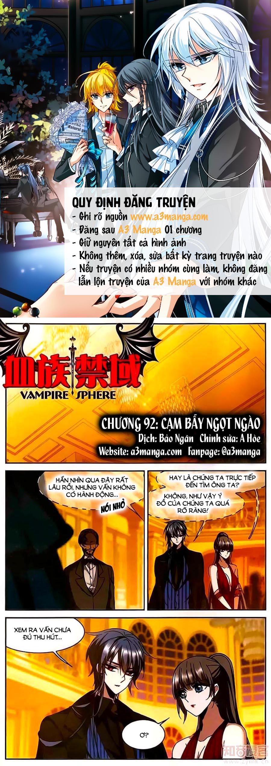 Huyết Tộc Cấm Vực chap 92 Trang 1 - Mangak.info