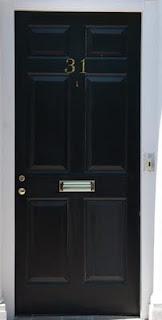 Wzory drzwi czarne drzwi zewn trzne for Drzwi z portalem