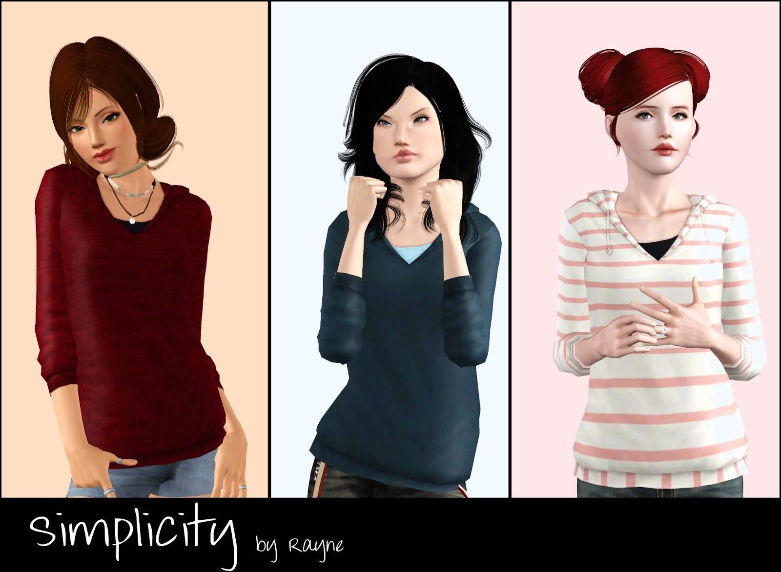 Mod The Sims - WCIF Teen CC?
