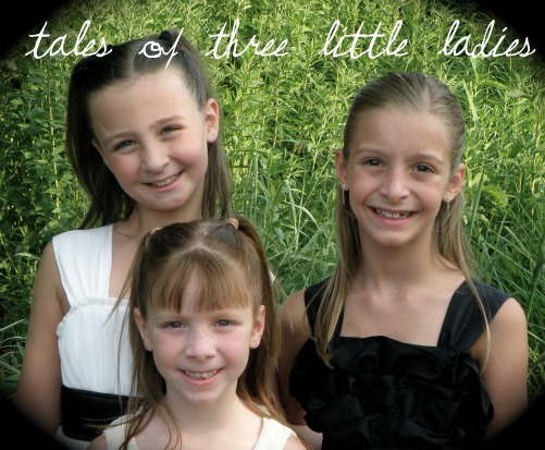 the tales of three little ladies