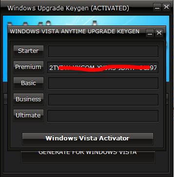 keygen on windows