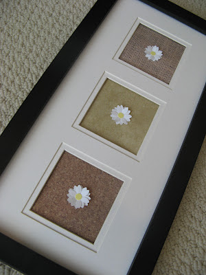 Paper Daisy Wall Art