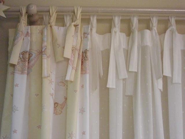 M m decoraci n cortina tablas anillas tela infantil for Anillas plastico para cortinas