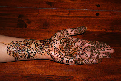 Mehndi Designs For One Hands : Indian mehndi designs for one hand.jpg
