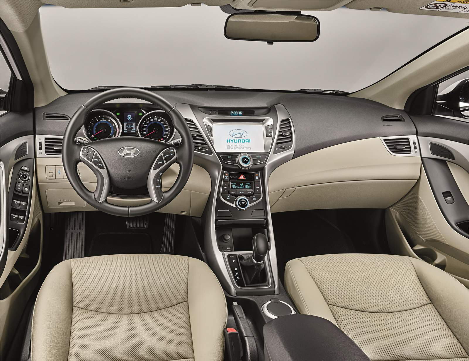 Hyundai Elantra 2016 Novas Cores E Mais Equipamentos Car Blog Br