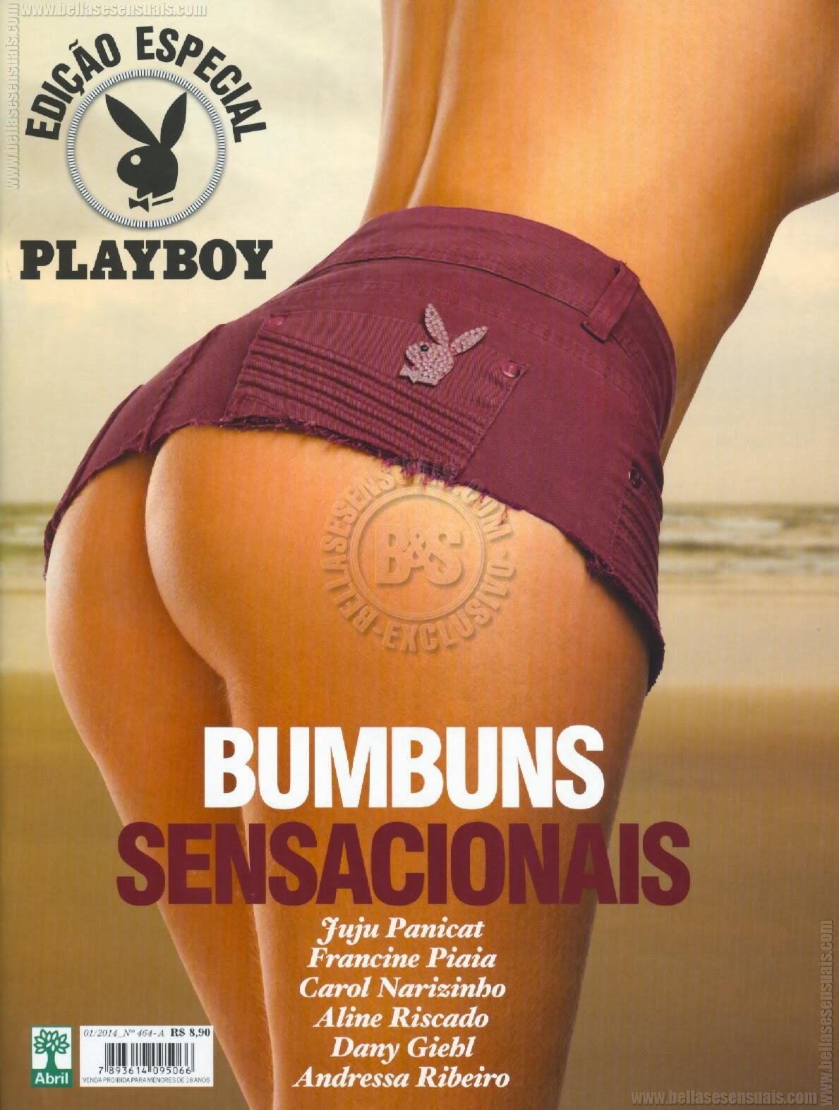 @FHx+(1) Download   Playboy Especial : Bumbuns Sensasionais   Janeiro 2014