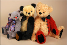 We Three Bears Collection 2011