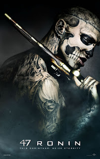 Freak 47 Ronin poster