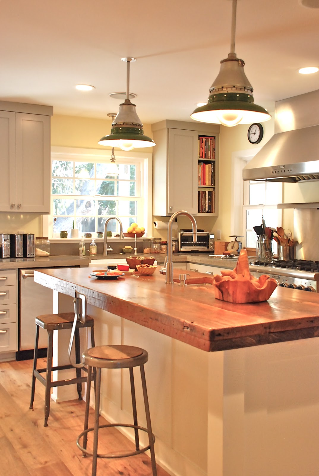 This American Home California Kitchen Remodel Modern Romance