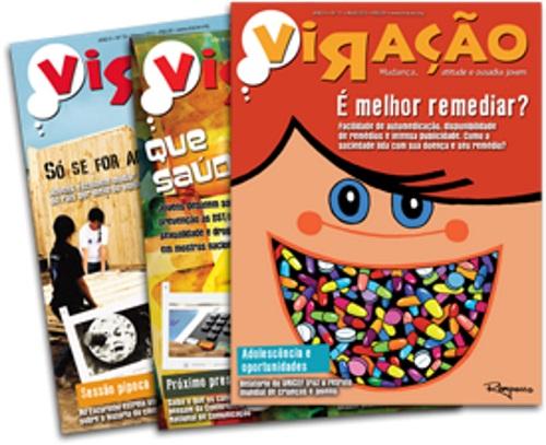 Brinde Grátis- Revista Viração