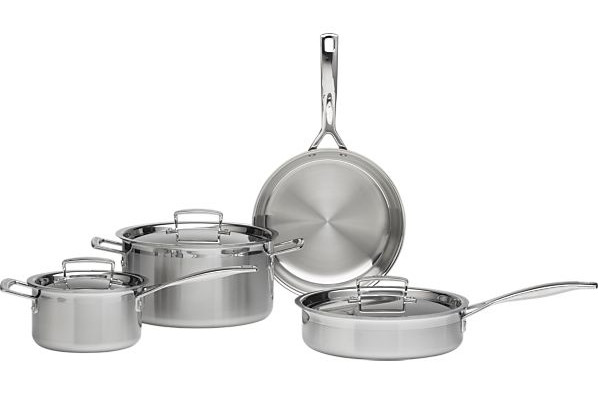 le creuset pan sets