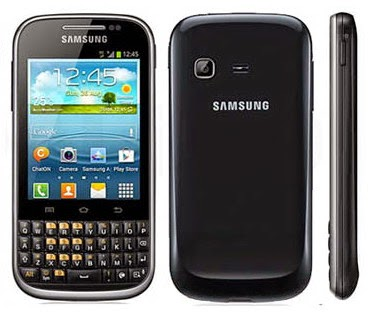 Samsung Galaxy Chat B5330, Spesifikasi Samsung Galaxy Chat B5330, Harga Samsung Galaxy Chat B5330 Terbaru