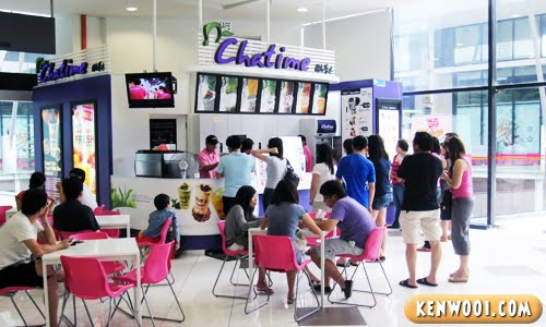 chatime ss2 mall