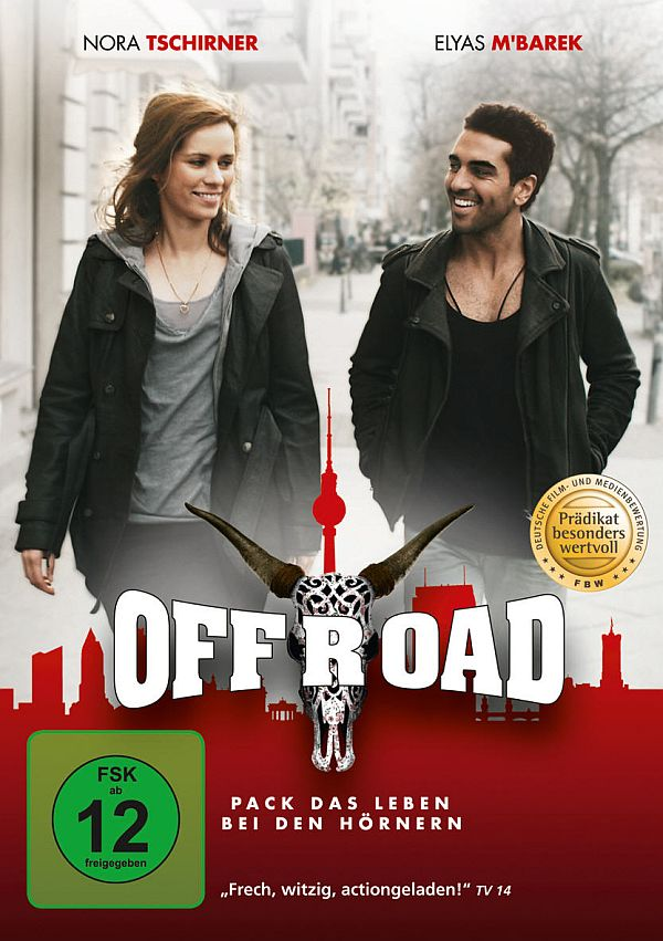 Offroad DVD Cover