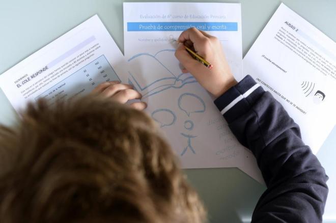 Preparación de la prueba final de Educación Primaria