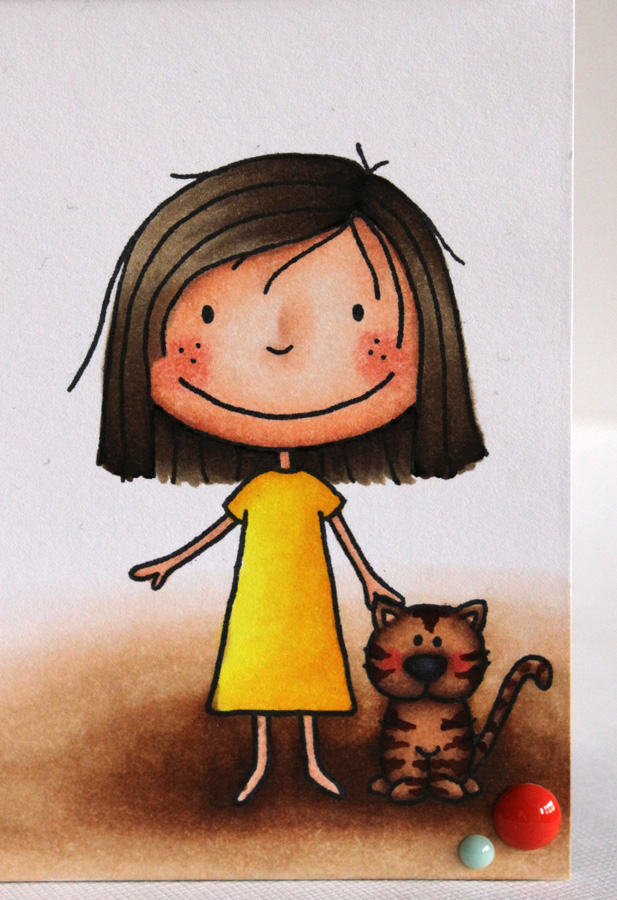 Suzi S Fiber Cat
