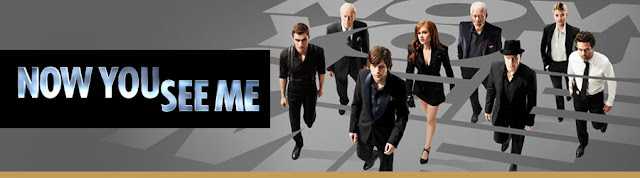 Now You See Me Banner | A Constantly Racing Mind