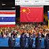 ธงชาติไทย ผืนที่ชักขึ้นในกีฬาโอลิมปิก