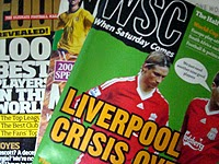 Weekly Soccer News Roundup October 2007.