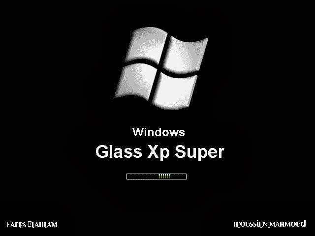 windows xp glass edition torrent