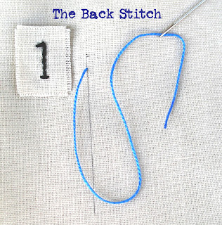 Embroidery Stitch Tutorials