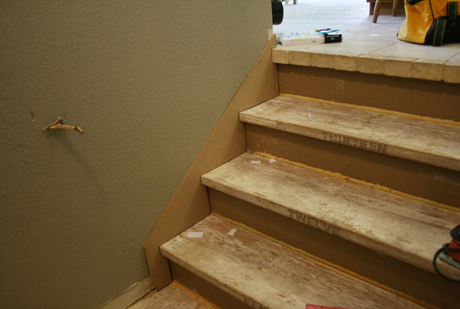 The Serene Swede From Carpet To Hardwood Stairs
