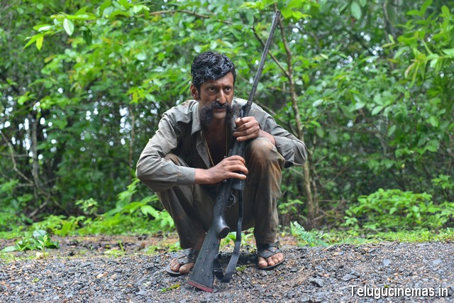 "First Look of ""Sandeep Bharadwaj"" As Veerappan in RGV's ""Killing Veerappan"" !!,""The Moods Of Veerappan"",Sundeep Bharathwaj Killing veerappan photos,killing veerappan films ,Sandeep Bharathwaj as Veerappan ,Veerappan of Ram Gopal varma Telugucinemas.in"