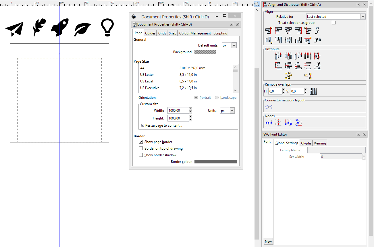 Learn to draw 2d art creating symbol font in inkscape instead of that i will use elements of the free icons set entypo distributed for free under the license cc by sa 30 so lets start creating symbol font biocorpaavc Images