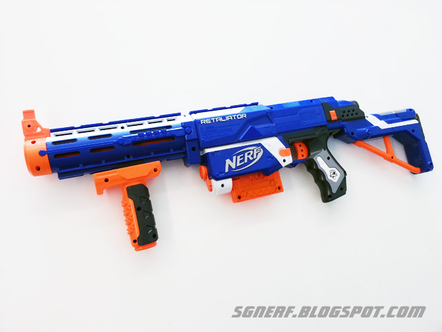 Nerf Guns Elite Nerf n-strike elite retaliator