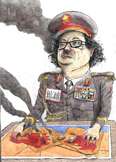 Muammar_Gaddafi_drawing_portrait