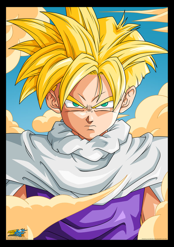 Alternative prison torneio de personagens de bd asi tica - Dragon ball z gohan images ...
