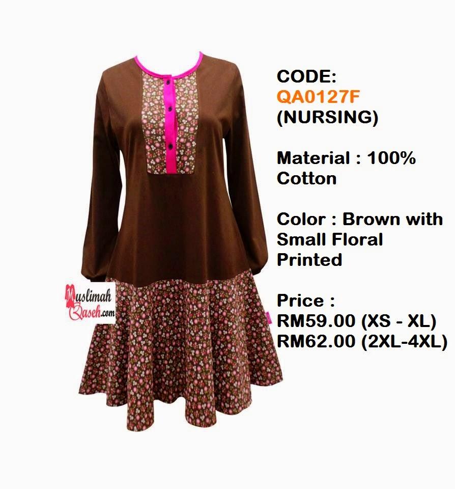 T-Shirt-Muslimah-Qaseh-QA0127F